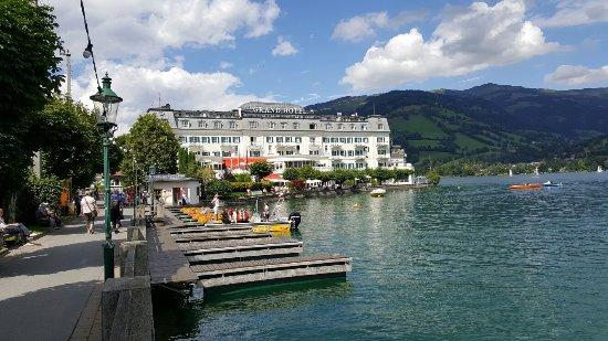 Zell am See - Kaprun, ออสเตรีย: Zell am See en Kaprun