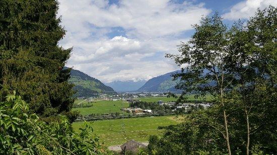 Zell am See - Kaprun, Austria: Zell am See en Kaprun
