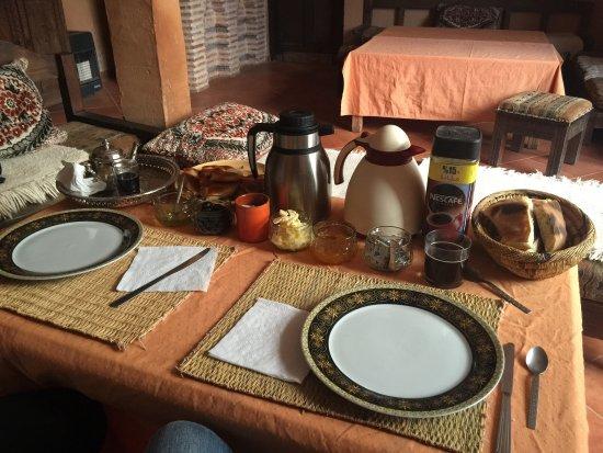 La Kasbah du M'Goun - Ait Bouguemez : Casbah du m'goun à Aït Bourgemez  (Vérifiez l'avis que j'ai rédigé sur l'endroit