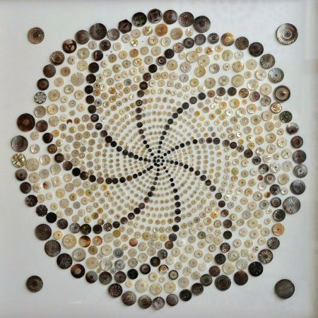 Dover, Οχάιο: Frieda's Button Collection- 73,000 buttons!
