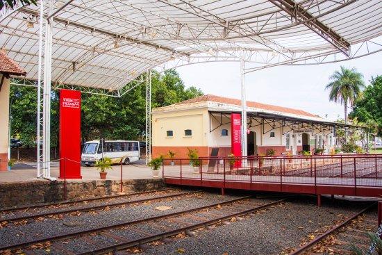 Santa Barbara d'Oeste, SP: Estação Cultural