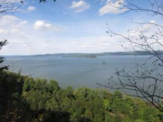 Valley Cottage, estado de Nueva York: The Hudson from Hook Mountain
