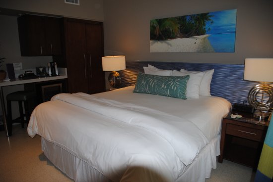 Orchid Key Inn: Very clean w/microwave, refrigerator, great mattress