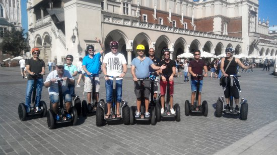 ‪Segway Krakow - Tours and Rental‬
