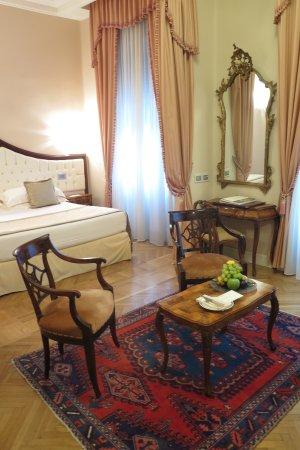 Grand Hotel Rimini: Suite - 2nd floor