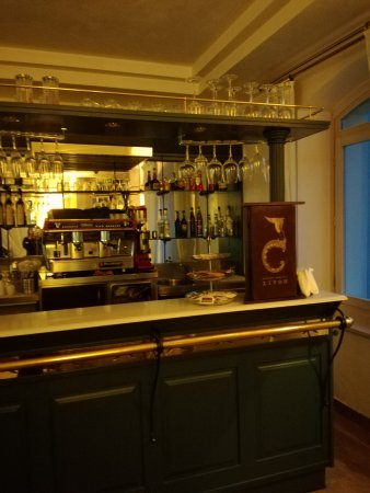 Valbruna, Italia: bar