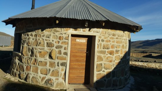 Sani Mountain Lodge: Comfortable Phezulu cottage