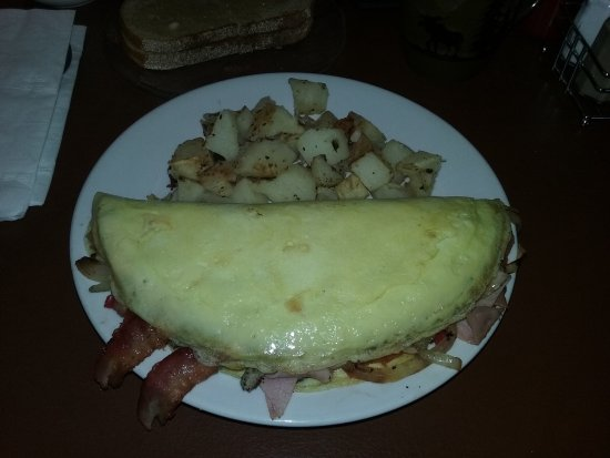 Purling, NY: The Catskills Omelet