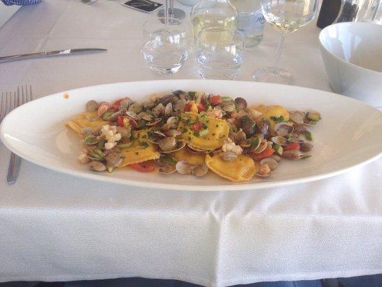 Ristorante Bagno 69 Cesenatico : Fritto riviera e primi ottimi picture of ristorante riviera