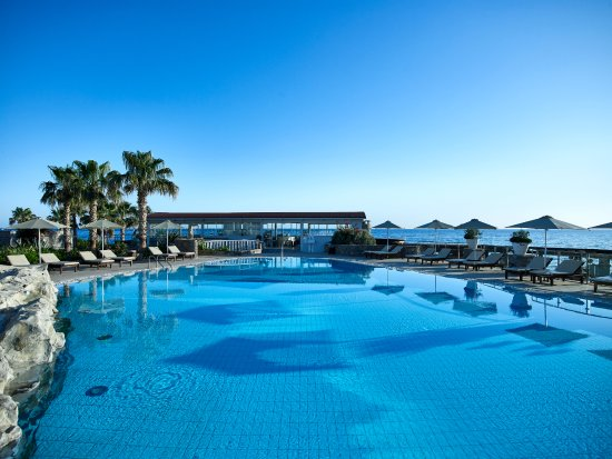 Ikaros Beach Resort & Spa: Main Pool
