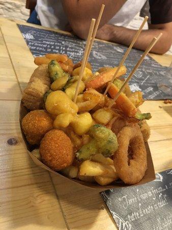 Uta, Włochy: Lady Burger