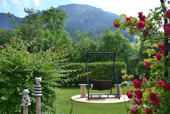 Das Landhaus: Garten