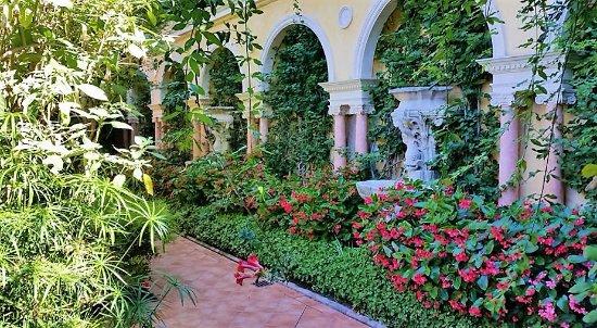 Jardin fleuri - Photo de Villa & Jardins Ephrussi de Rothschild ...