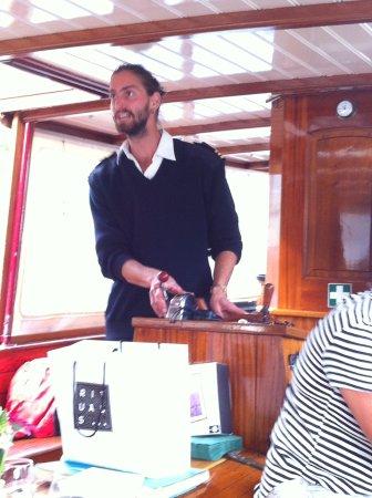 Rederij Vlaun: We hadden een topschipper Joris. Rustig ook bij de lastige manoeuvres.