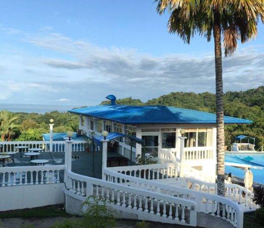 Hotel Cristal Ballena Resort: Hermosa vista