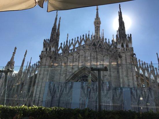 Il bar, terrazza Rinascente. - Picture of Il Bar, Milan - TripAdvisor