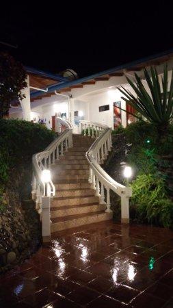 Cristal Ballena Boutique Hotel & Spa: Camino habitaciones