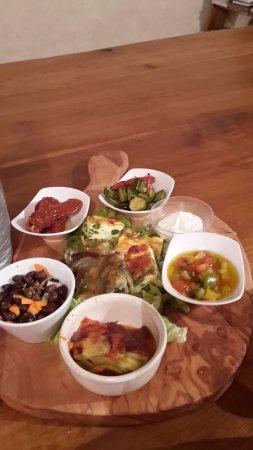 Agriturismo Montefabbrello : antipasto di verdure