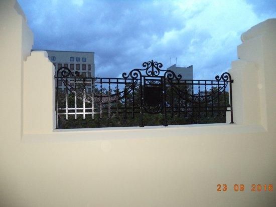 The Westin Valencia: Terrasse