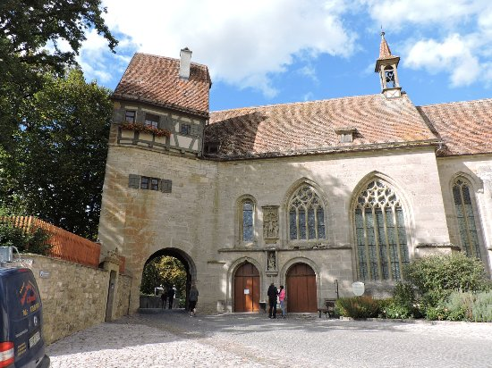 St wolfgang s church rothenburg ob der tauber alemania picture of st wolfgang 39 s church - Rothenburg ob der tauber alemania ...