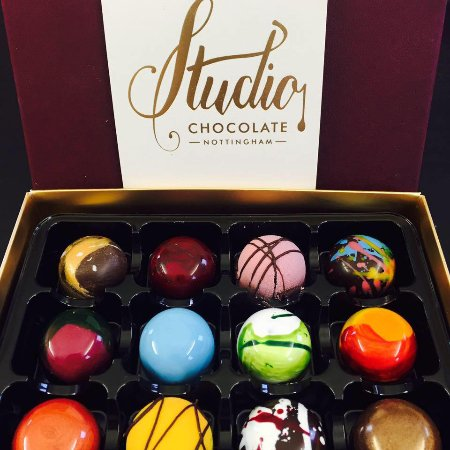 Studio Chocolate Nottingham 2020 All You Need To Know