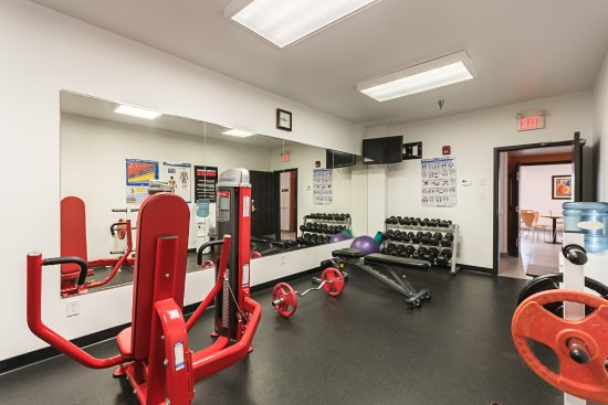 Moosomin, Canada: Fitness Center