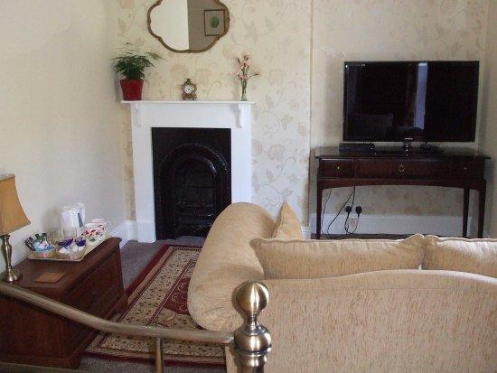 Florence Guest House: Superior double en suite