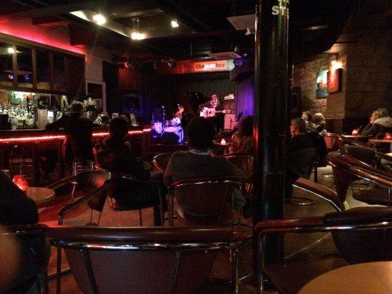 爵士夜店与酒吧