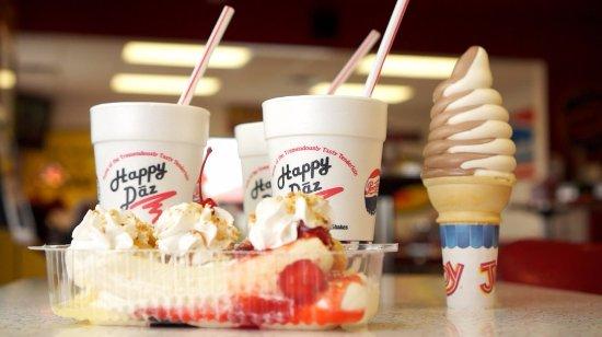 Wapakoneta, OH: We have many ice cream choices!