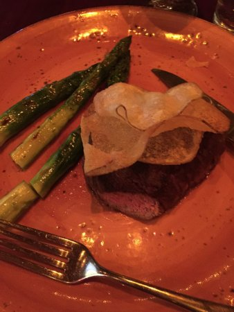 Fix : The filet was very good!