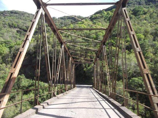 Ponte de Ferro - Rio das Antas