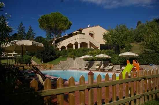 Ferienhaus In Toscana : Haus mit Pool