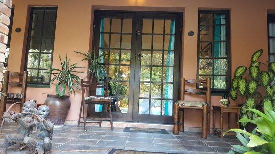 Maputaland Guest House: Super mooi verblijf,wat een fijne sfeer,het is of je thuis komt. Wij zijn er 3 dagen geweest en