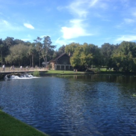 De Leon Springs, FL: Beautiful area.