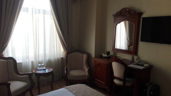 Hotel Astoria Oradea: Camera
