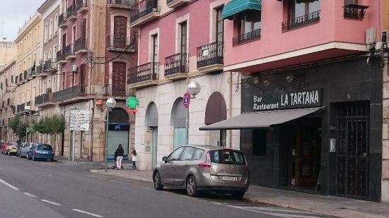 Province of Tarragona, Espagne : Entrada
