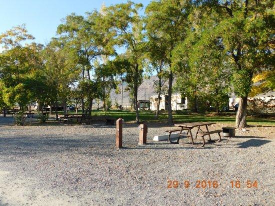 Cache Creek, Kanada: Campsites