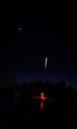 Maynardville, เทนเนสซี: Fireworks