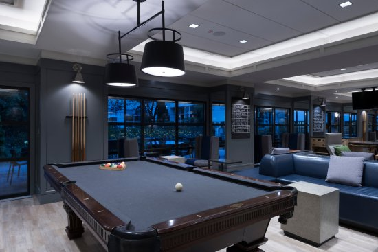 Florham Park, NJ: Our 3 pool tables