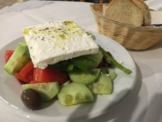 Agios Prokopios, Grecia: Best Food and Service on Naxos