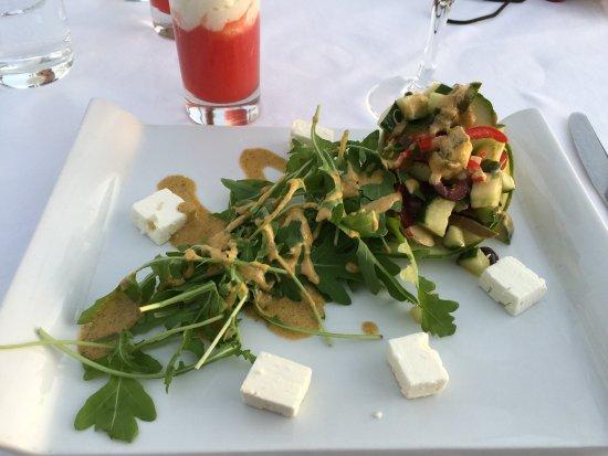 1800 floga restaurant tomato salad