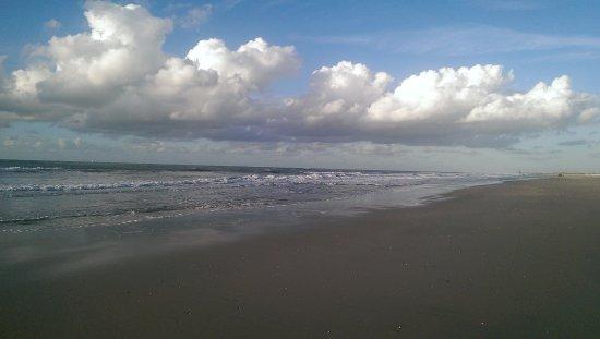 Hoek van Holland, Nederländerna: Strand