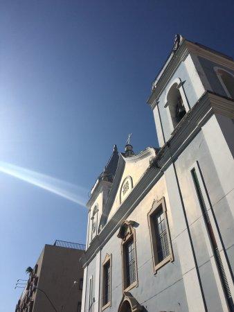 Nossa Senhora das Gracas Church: I like