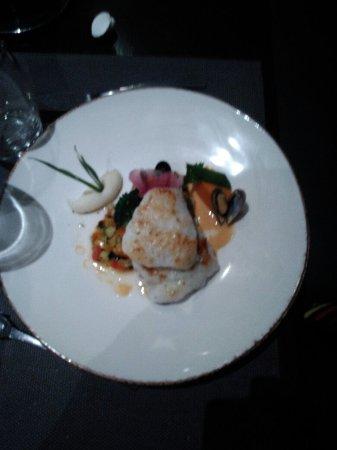 succulents de la très grande cuisine créative - picture of auberge