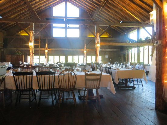 Amish Acres Restaurant Barn Photo