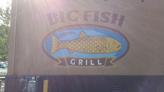 Big Fish Grill: 20161002_113747_large.jpg