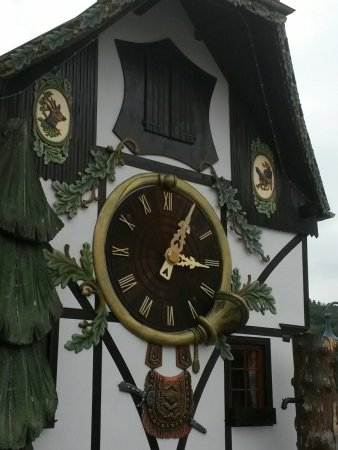 Kuckucksuhrenmuseum Gernrode