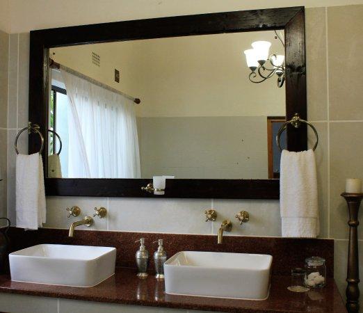 Sabie, Republika Południowej Afryki: Zebra Bathroom