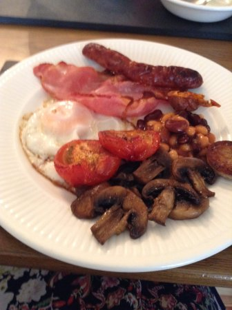 Trevigue Bed and Breakfast: Breakfast, excellent