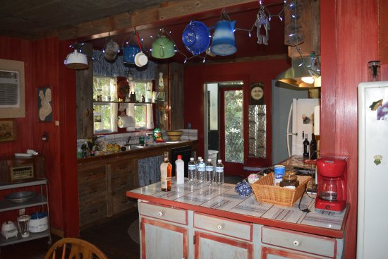 Uncertain, เท็กซัส: Great kitchen and dining area